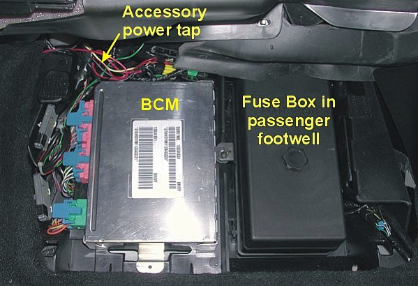 Minifuse3 interior fuse panel location? corvetteforum chevrolet corvette location of fuse box on tractor at n-0.co