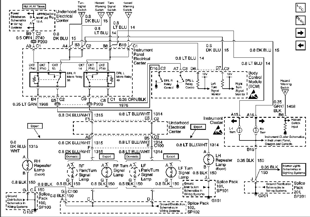 DRL_Control 2000 isuzu npr wiring diagram 2000 free wiring diagrams 2002 isuzu npr fuse box diagram at bayanpartner.co